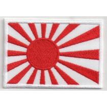 Bandiera Sol Levante Giappone