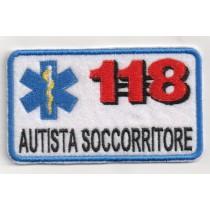 118 Autista Soccorritore