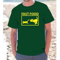 Maglietta Fast Food