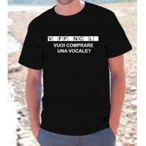 Maglietta Vaffanculo Vuoi...