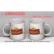 Tazza MUG 11 oz Patch-landia