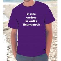 Maglietta In Vino Veritas...