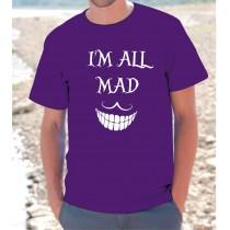 Maglietta I'm All Mad